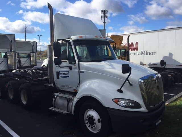 Day Cab Tractor-Heavy Duty Tractors-International-2012-ProStar-ALLENTOWN-PA-223,120 miles-$17,000