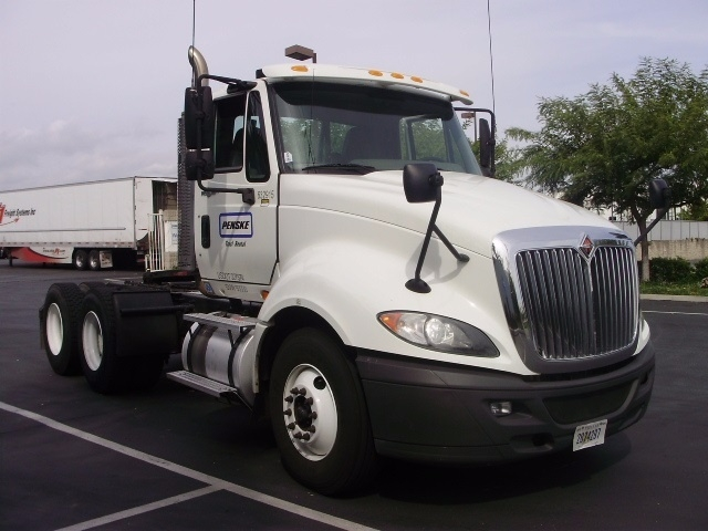 Day Cab Tractor-Heavy Duty Tractors-International-2012-ProStar-ONTARIO-CA-244,033 miles-$10,000