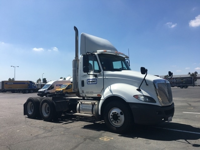 Day Cab Tractor-Heavy Duty Tractors-International-2012-ProStar-TORRANCE-CA-217,655 miles-$25,250
