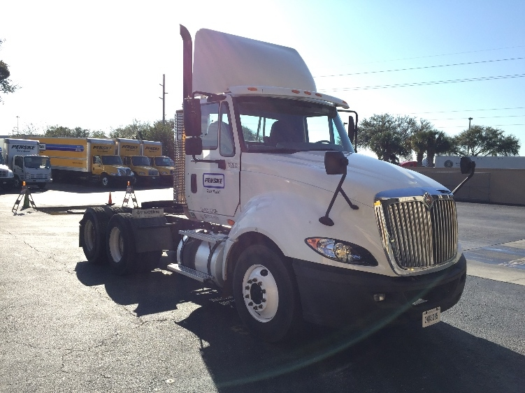 Day Cab Tractor-Heavy Duty Tractors-International-2012-ProStar-ALLENTOWN-PA-216,027 miles-$19,250