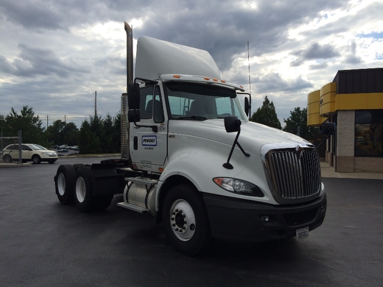 Day Cab Tractor-Heavy Duty Tractors-International-2012-ProStar-READING-PA-242,450 miles-$25,500