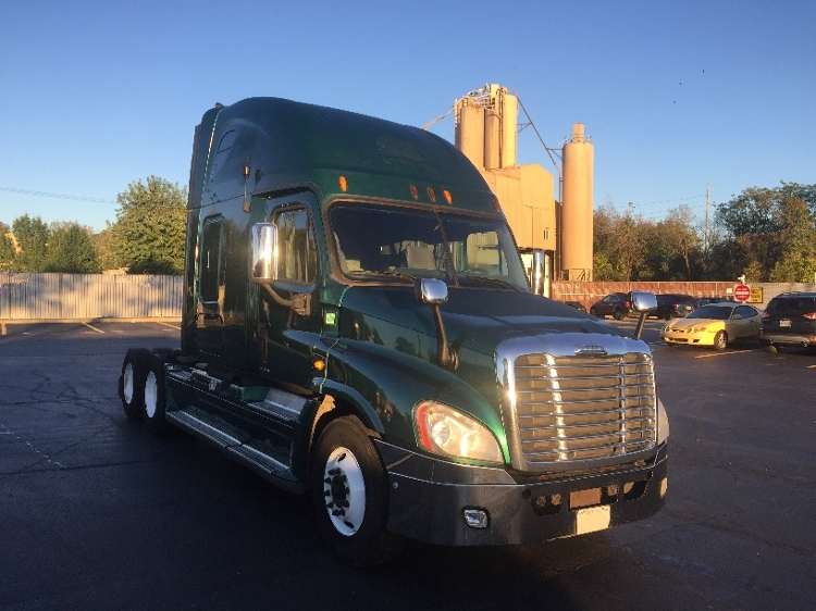 Sleeper Tractor-Heavy Duty Tractors-Freightliner-2012-Cascadia 12564ST-KOKOMO-IN-501,309 miles-$35,000