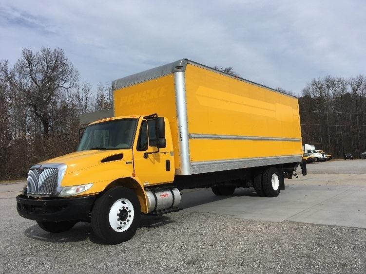 Medium Duty Box Truck-Light and Medium Duty Trucks-International-2012-4300-GREER-SC-155,865 miles-$24,250