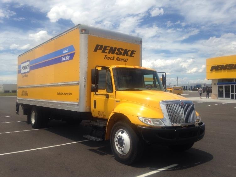 Medium Duty Box Truck-Light and Medium Duty Trucks-International-2012-4300-LAS VEGAS-NV-161,255 miles-$32,750