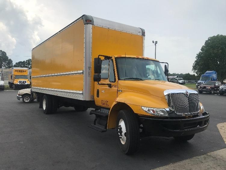 Medium Duty Box Truck-Light and Medium Duty Trucks-International-2012-4300-MEBANE-NC-156,142 miles-$24,750