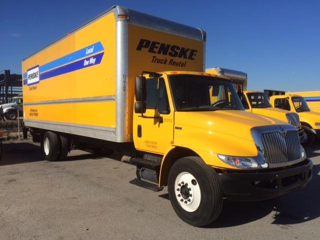 Medium Duty Box Truck-Light and Medium Duty Trucks-International-2012-4300-LAFAYETTE-LA-135,000 miles-$31,500