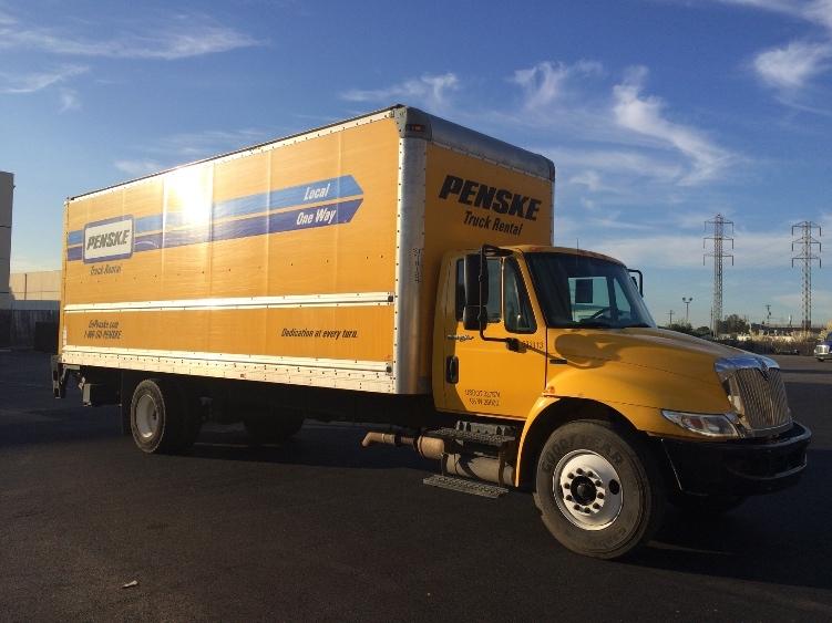 used medium duty box trucks for sale in id penske used trucks. Black Bedroom Furniture Sets. Home Design Ideas