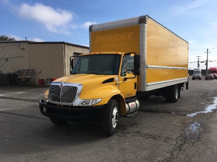 Medium Duty Box Truck-Light and Medium Duty Trucks-International-2012-4300-EVANSVILLE-IN-142,738 miles-$24,000