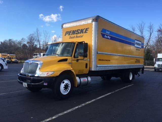 Medium Duty Box Truck-Light and Medium Duty Trucks-International-2012-4300-PENNSAUKEN-NJ-117,989 miles-$30,250