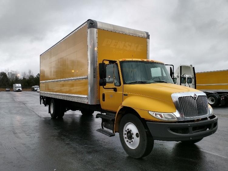 Medium Duty Box Truck-Light and Medium Duty Trucks-International-2012-4300-GREENSBORO-NC-157,435 miles-$29,000