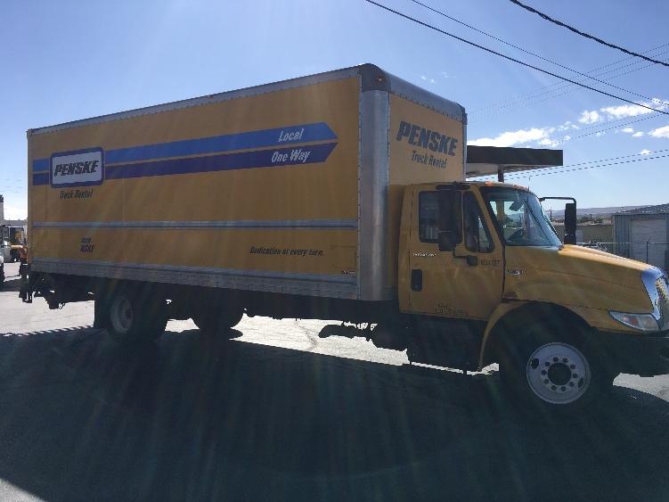 Medium Duty Box Truck-Light and Medium Duty Trucks-International-2012-4300-ALBUQUERQUE-NM-156,884 miles-$29,750