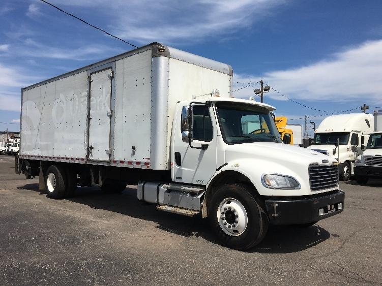 Medium Duty Box Truck-Light and Medium Duty Trucks-Freightliner-2012-M2-LINDEN-NJ-224,042 miles-$21,500