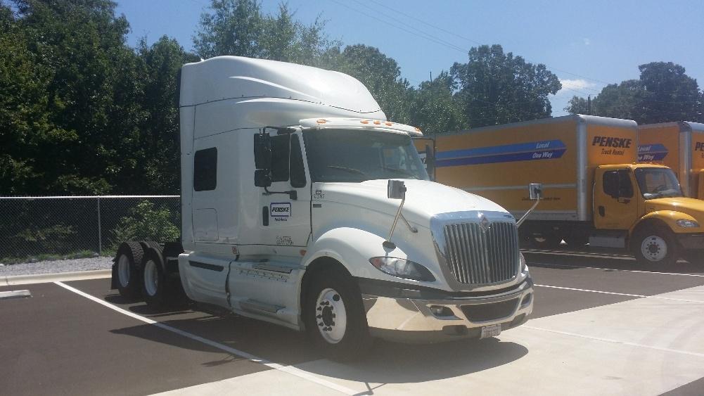 Sleeper Tractor-Heavy Duty Tractors-International-2012-ProStar-GARLAND-TX-392,638 miles-$24,000