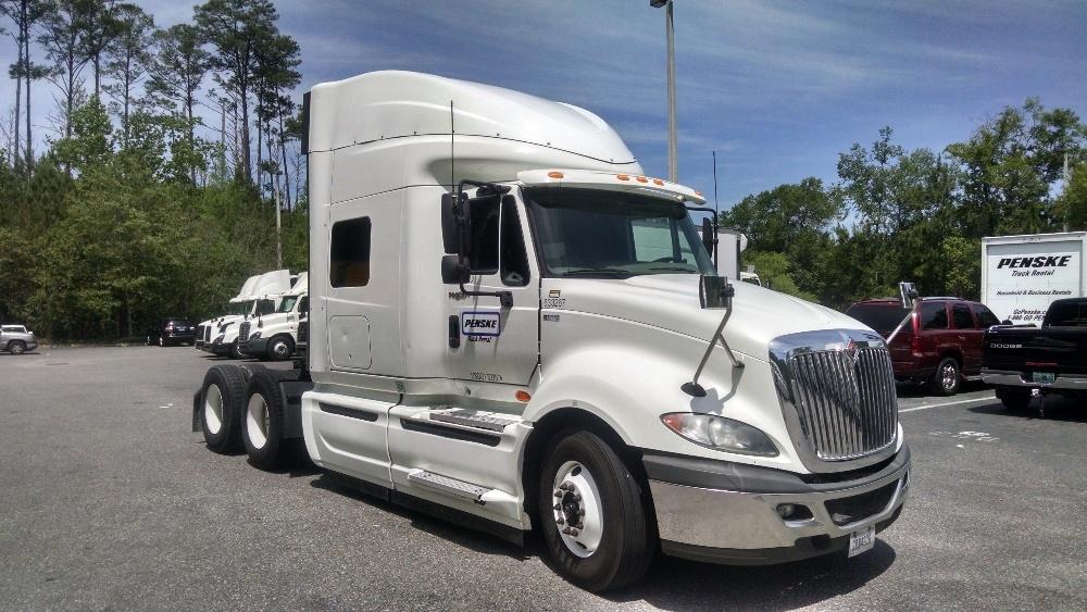Sleeper Tractor-Heavy Duty Tractors-International-2012-ProStar-JACKSONVILLE-FL-455,323 miles-$24,750