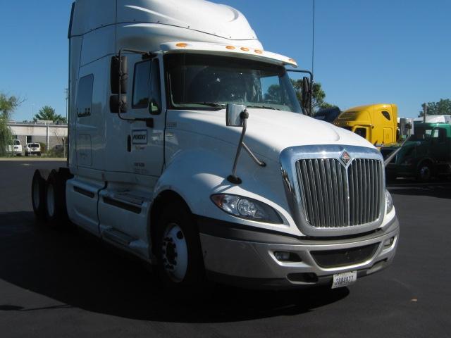 Sleeper Tractor-Heavy Duty Tractors-International-2012-ProStar-NEW CASTLE-DE-336,389 miles-$25,250