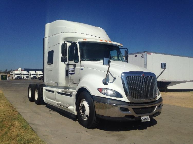 Sleeper Tractor-Heavy Duty Tractors-International-2012-ProStar-SUMMERVILLE-SC-269,176 miles-$42,000