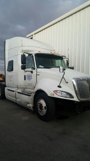 Sleeper Tractor-Heavy Duty Tractors-International-2012-ProStar-ALBUQUERQUE-NM-359,851 miles-$7,000