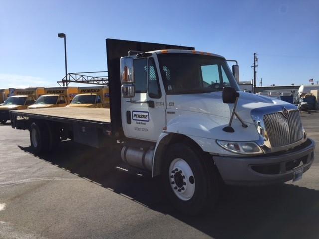 Flatbed Truck-Light and Medium Duty Trucks-International-2012-4300-SANTA MARIA-CA-79,412 miles-$43,750