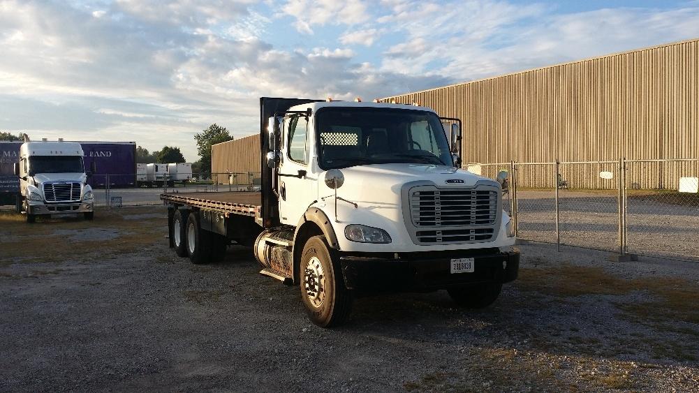 Flatbed Truck-Heavy Duty Tractors-Freightliner-2012-M211264S-LOUISVILLE-KY-249,936 miles-$52,250