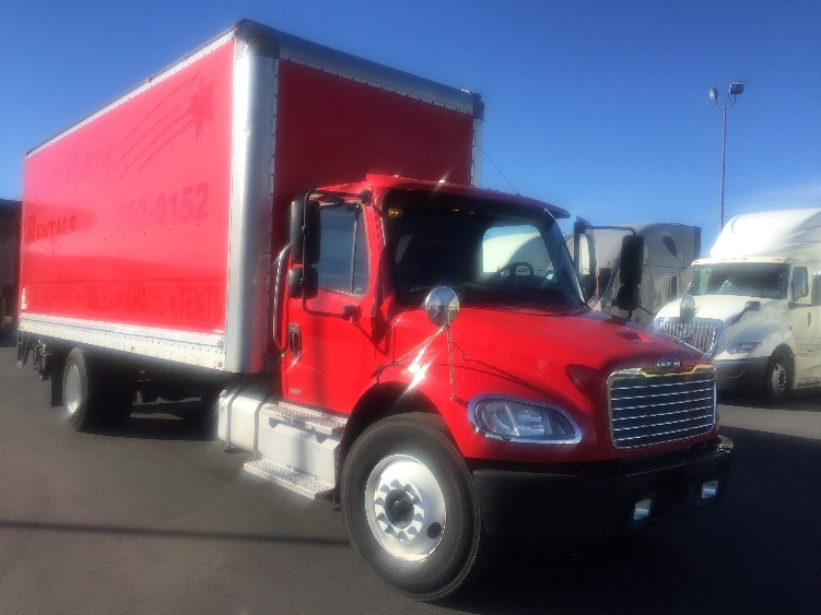 Medium Duty Box Truck-Light and Medium Duty Trucks-Freightliner-2012-M2-LAS VEGAS-NV-96,530 miles-$44,000
