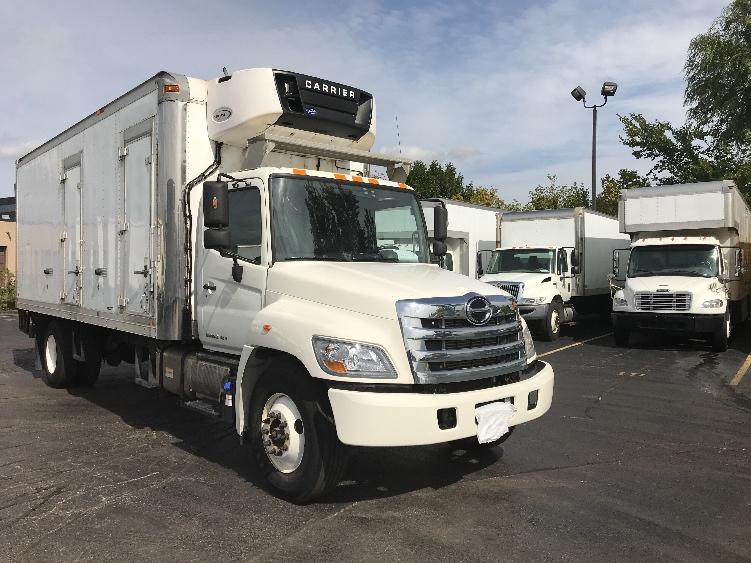Reefer Truck-Light and Medium Duty Trucks-Hino-2012-358-MISSISSAUGA-ON-188,964 km-$48,750