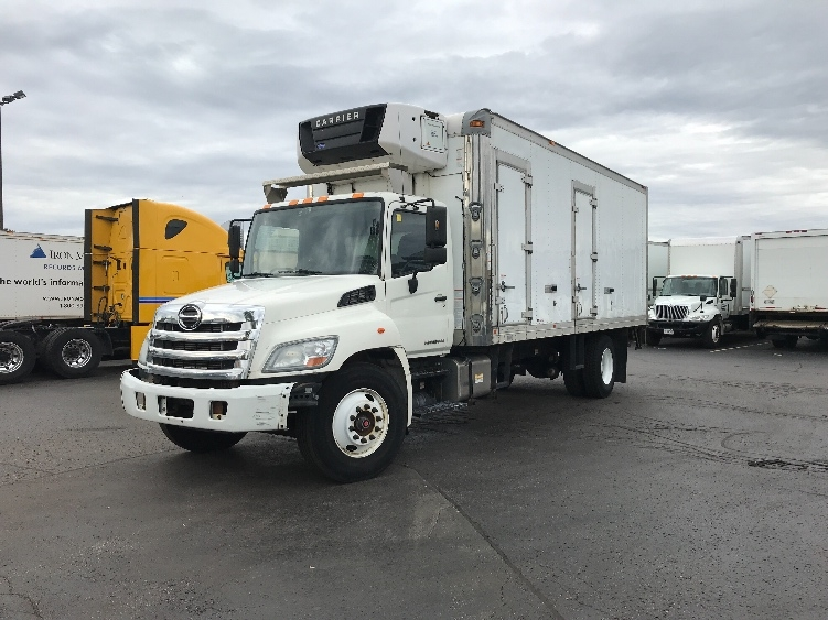 Reefer Truck-Light and Medium Duty Trucks-Hino-2012-358-MISSISSAUGA-ON-195,180 km-$48,500