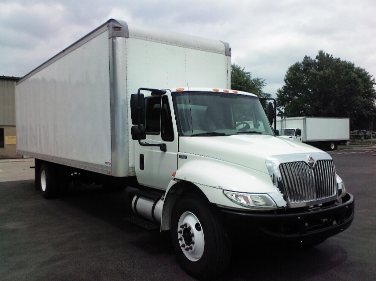Medium Duty Box Truck-Light and Medium Duty Trucks-International-2012-4300-BLOOMINGTON-IN-103,567 miles-$27,250