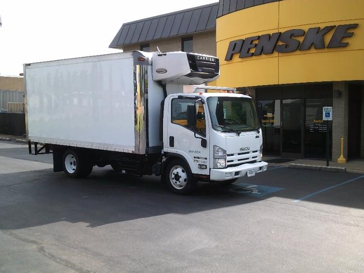 Reefer Truck-Light and Medium Duty Trucks-Isuzu-2012-NQR-MEMPHIS-TN-104,028 miles-$38,750