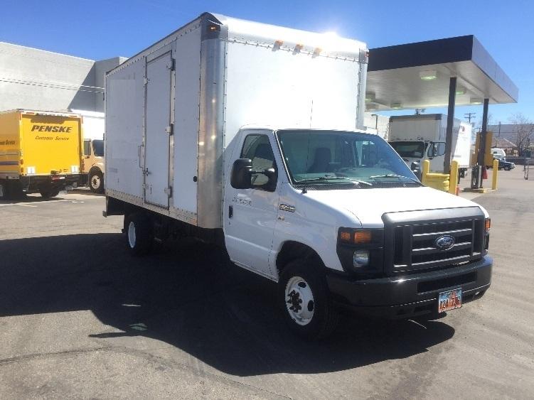 Light Duty Box Truck-Light and Medium Duty Trucks-Ford-2012-E450-DENVER-CO-84,532 miles-$20,000