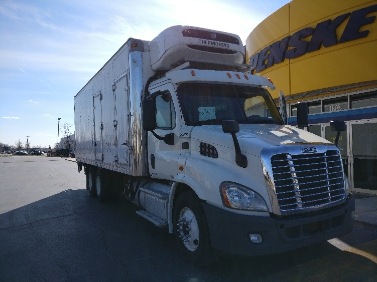Reefer Truck-Light and Medium Duty Trucks-Freightliner-2012-X11364S-WEST CHICAGO-IL-402,526 miles-$52,250
