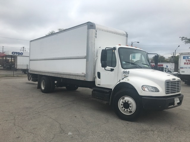 Medium Duty Box Truck-Specialized Equipment-Freightliner-2012-M2-CHICAGO-IL-79,043 miles-$43,500