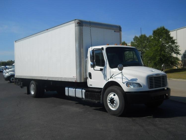 Medium Duty Box Truck-Light and Medium Duty Trucks-Freightliner-2012-M2-MIDDLEFIELD-OH-427,204 miles-$22,000