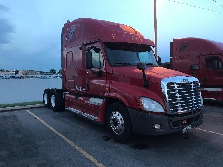 Sleeper Tractor-Heavy Duty Tractors-Freightliner-2012-Cascadia 12564ST-OKLAHOMA CITY-OK-773,213 miles-$36,500