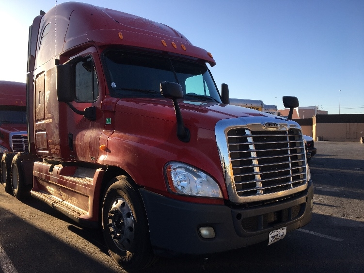 Sleeper Tractor-Heavy Duty Tractors-Freightliner-2012-Cascadia 12564ST-LAS VEGAS-NV-591,787 miles-$34,750