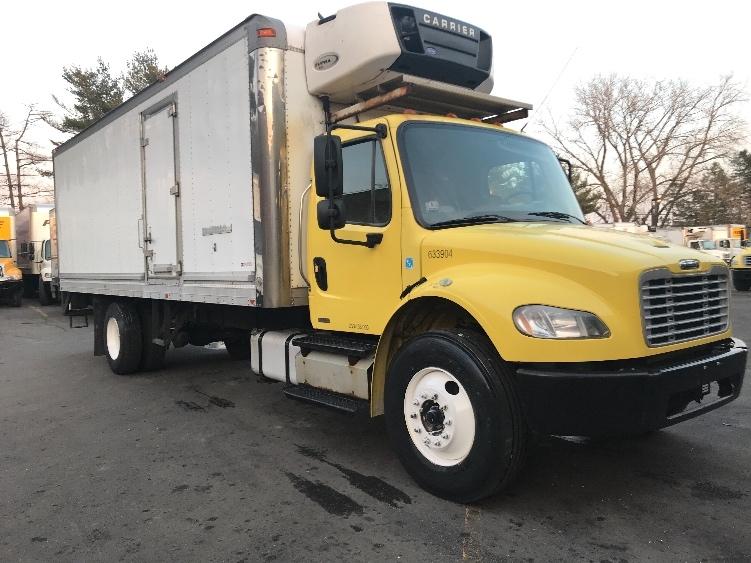 Reefer Truck-Light and Medium Duty Trucks-Freightliner-2012-M2-HUDSON-NH-240,356 miles-$23,250