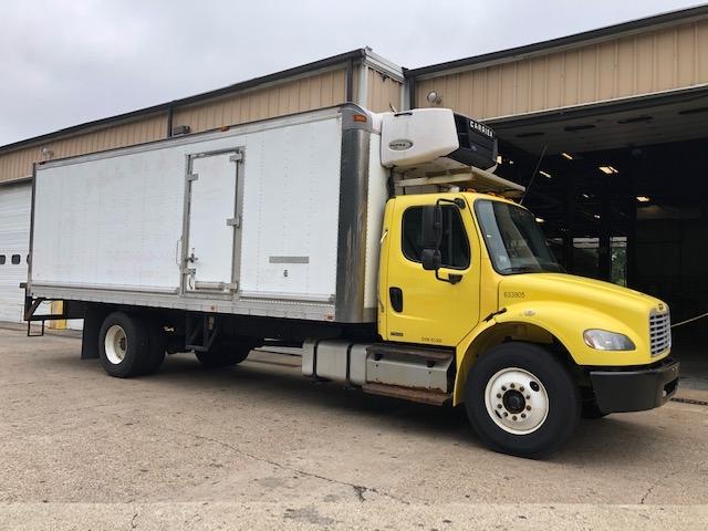 Reefer Truck-Light and Medium Duty Trucks-Freightliner-2012-M2-MEDFORD-MA-299,905 miles-$21,000