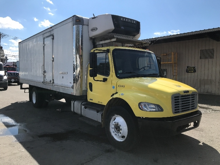 Reefer Truck-Light and Medium Duty Trucks-Freightliner-2012-M2-MEDFORD-MA-170,187 miles-$30,250