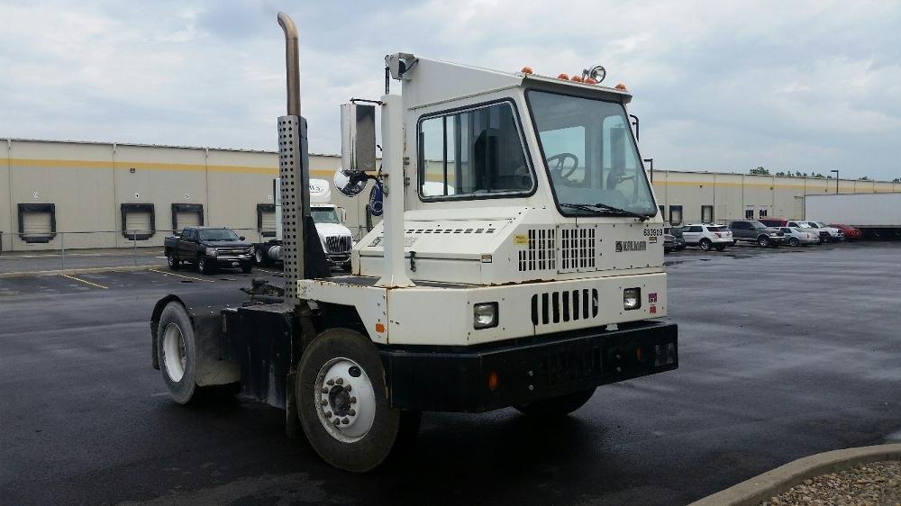 Yard Truck-Heavy Duty Tractors-Ottawa-2011-YT30-OBETZ-OH-122,538 miles-$54,500