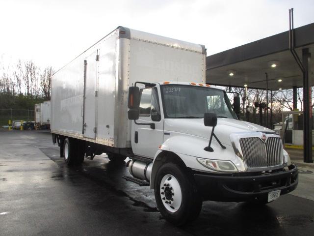 Medium Duty Box Truck-Light and Medium Duty Trucks-International-2012-4300-KNOXVILLE-TN-145,975 miles-$22,000