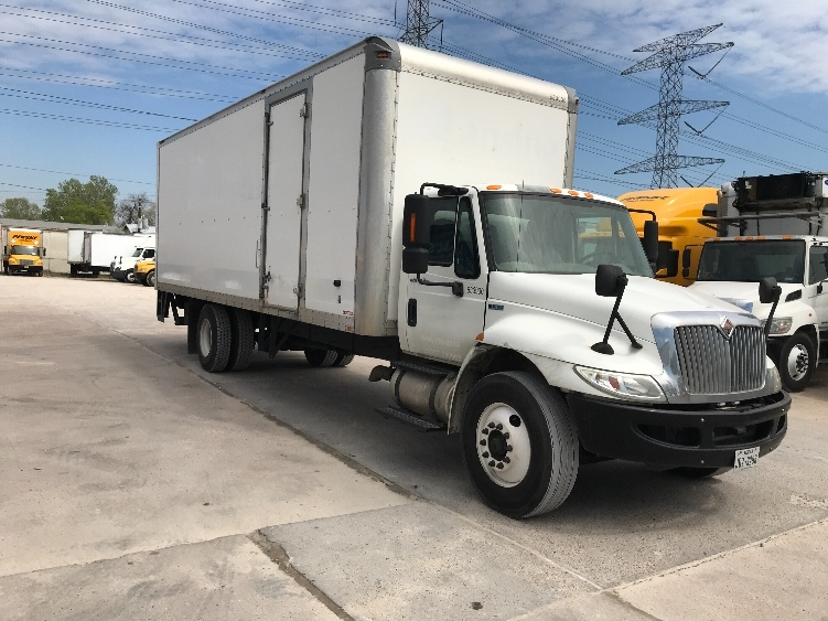 Medium Duty Box Truck-Light and Medium Duty Trucks-International-2012-4300-HOUSTON-TX-132,397 miles-$22,000