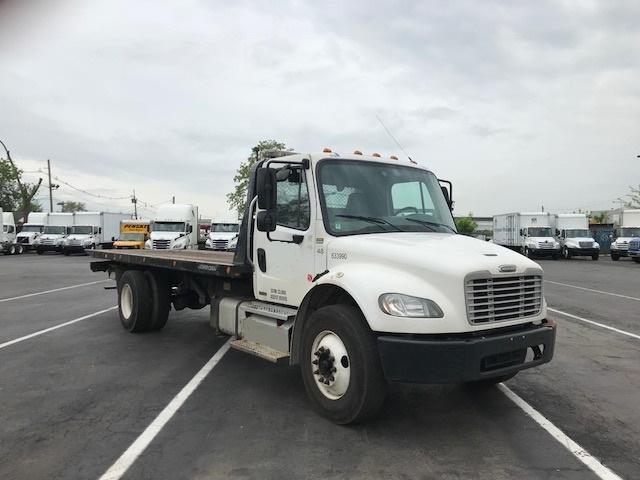 Flatbed Truck-Light and Medium Duty Trucks-Freightliner-2012-M2-SOUTH PLAINFIELD-NJ-227,916 miles-$42,000