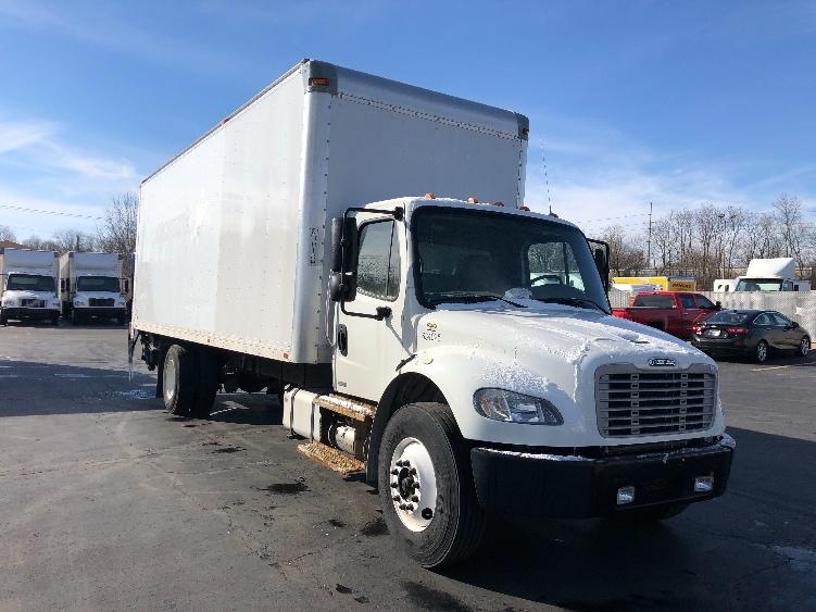 Medium Duty Box Truck-Light and Medium Duty Trucks-Freightliner-2012-M2-INDIANAPOLIS-IN-65,428 miles-$43,750