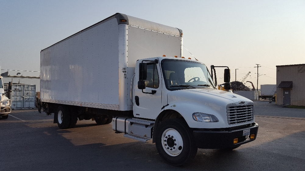 Medium Duty Box Truck-Light and Medium Duty Trucks-Freightliner-2012-M2-SPOKANE VALLEY-WA-138,748 miles-$42,250