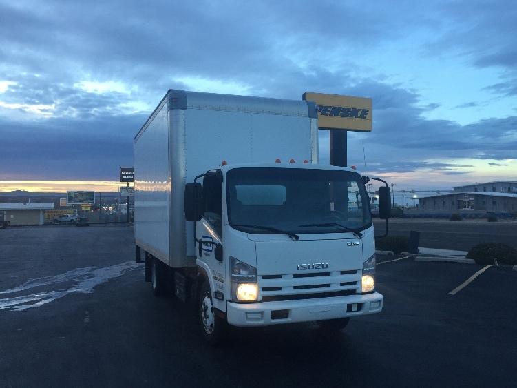 Medium Duty Box Truck-Light and Medium Duty Trucks-Isuzu-2012-NQR-ALBUQUERQUE-NM-74,133 miles-$33,250