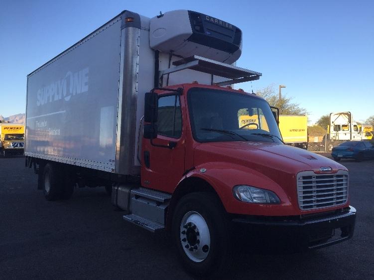 Reefer Truck-Light and Medium Duty Trucks-Freightliner-2012-M2-PHOENIX-AZ-76,533 miles-$48,250
