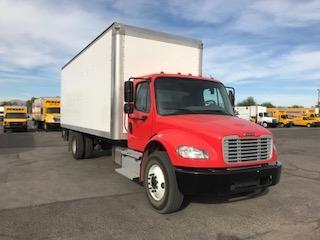 Medium Duty Box Truck-Heavy Duty Tractors-Freightliner-2012-M2-PHOENIX-AZ-85,130 miles-$37,250