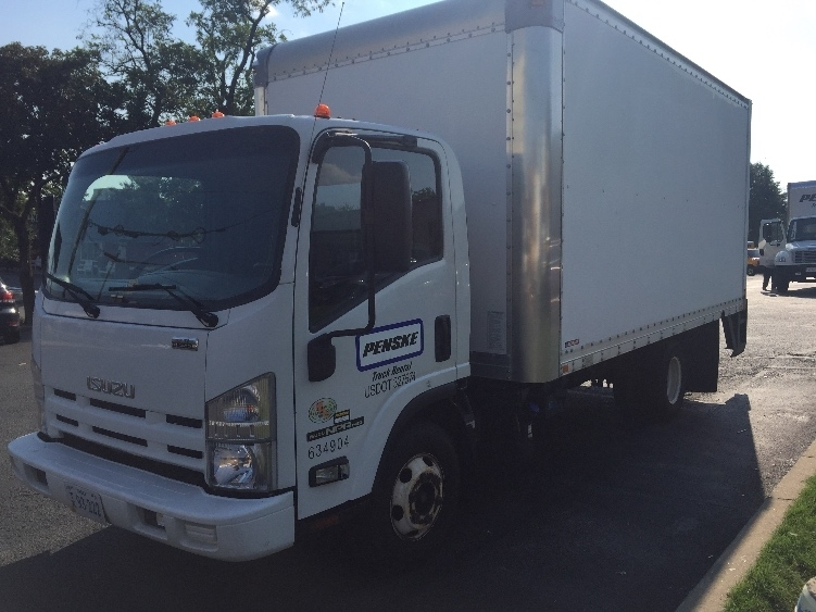 Medium Duty Box Truck-Light and Medium Duty Trucks-Isuzu-2012-NPR-CAPITOL HEIGHTS-MD-109,326 miles-$21,500