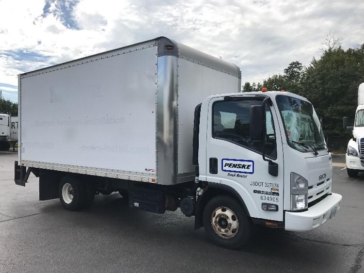 Medium Duty Box Truck-Light and Medium Duty Trucks-Isuzu-2012-NPR-MANASSAS-VA-100,574 miles-$24,000