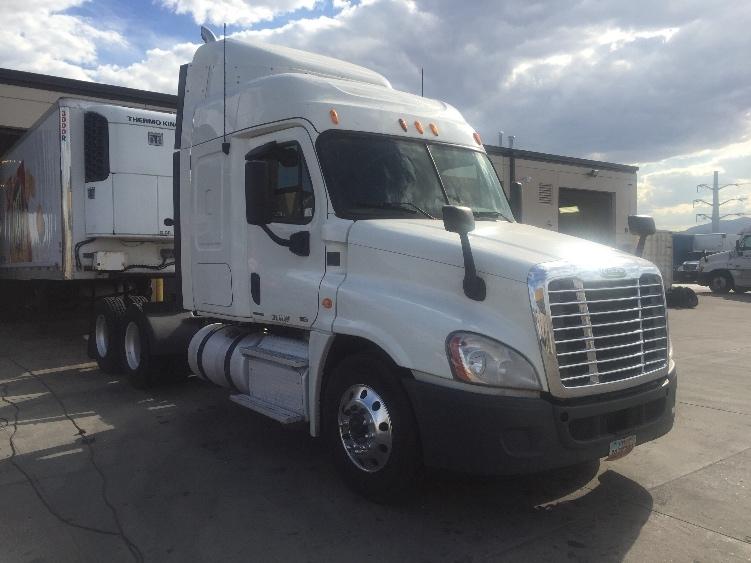 Sleeper Tractor-Heavy Duty Tractors-Freightliner-2012-Cascadia 12564ST-WEST VALLEY CITY-UT-463,493 miles-$40,000