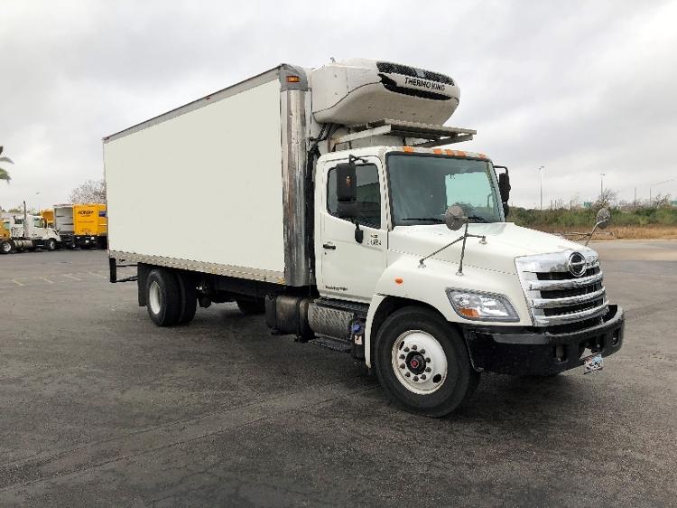 Reefer Truck-Light and Medium Duty Trucks-Hino-2013-268-AUSTIN-TX-392,206 miles-$17,000